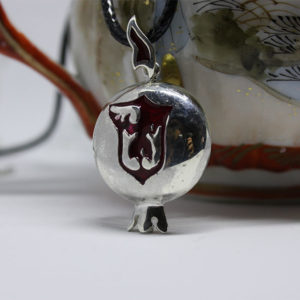 Armenian Handmade Pendant N POMEGRANATE