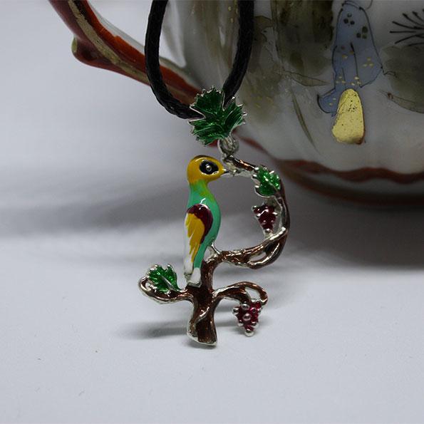 Armenian Handmade Pendant K ENAMEL