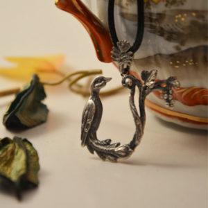 Armenian Handmade Pendant Letter M