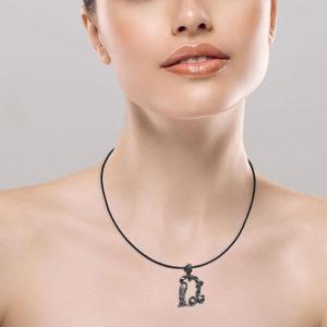 Armenian Handmade Pendant R