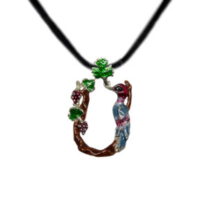 Armenian Handmade Pendant S Enamel