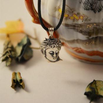 Armenian Handmade Pendant Mask